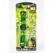 Ben 10 Projector Watch-Multi color