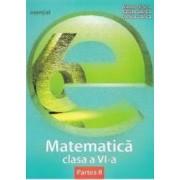 Esential. Matematica - Clasa 6. Partea II - Marius Perianu