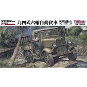 "FINE MOLDS FM31 - 1:35 IJA Type94 6 Wheeled Truck ""Canvas Top"""