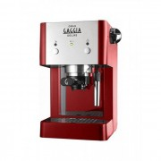 Espressor Manual Gaggia Deluxe Red 15 bar 1 Litru 950W