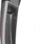 Panasonic Telefonní headset jack 2,5 mm na kabel, mono Panasonic RP-TCA 430 na uši stříbrná, černá