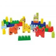 Set Constructii cu Animalute Abrick Ecoiffier