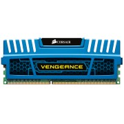 Memorie Corsair DDR3 Vengeance 4GB 1600MHz CL9 Blue