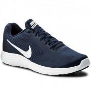 Nike Revolution 3 Men'S Navy Running Shoes