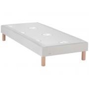 BULTEX Sommier tapissier 90x190 cm BULTEX TWIN MOELLEUX
