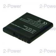 2-Power Mobiltelefon Batteri Nokia 3.7v 700mAh (BL-6P)
