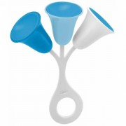Chicco - Sonajero Tulipán Color Azul