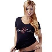 Bad Kitty T-Shirt Stl Medium