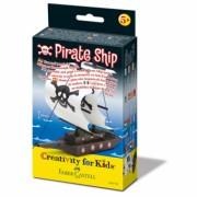 Set Creativity Corabia Piratilor Mini Faber-Castell
