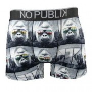 No Publik Boxer Homme motif gorille npk