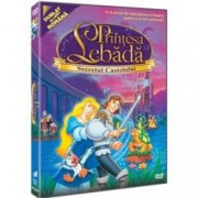 Swan Princess and the secret of the castel DVD 1997