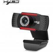 HXSJ S30 1 Megapíxel Cámara HD de Web con (Negro)