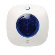 Sistem de alarma Konig, wireless cu priza, compatibil SAS-ALARM 300