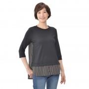 day to day 布帛づかいのシャツプルオーバー【QVC】40代・50代レディースファッション