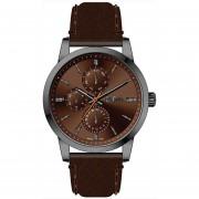 Reloj LEE COOPER LC06675.042 Men´s Collection Collection Análogo Moda y elegancia en tu mano-Café