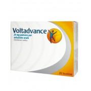 Glaxosmithkline C.Health.Spa Novartis Voltadvance Polvere 20 Bustine Da 25mg