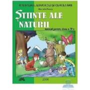 Manual stiinte Ale Naturii Clasa 4 - Marcela Penes