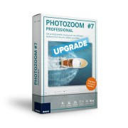 FRANZIS.de (ausgenommen sind Bücher und E-Books) PhotoZoom 7 professional - Upgrade von elements/internet Vorversionen