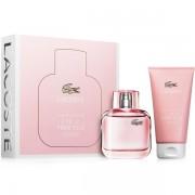 Lacoste Eau de Lacoste L.12.12 Pour Elle Sparkling Комплект (EDT 90ml + SG 150ml) за Жени