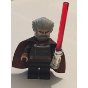 LEGO Star Wars Minifigure Count Dooku with Bent Saber