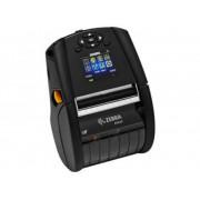 Zebra ZQ620 Kassabonprinter Thermisch 203 x 203 dpi Zwart USB, Bluetooth, Werkt op een accu Kassarolbreedte: 79 mm
