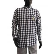 EIGHT2NINE Pineapple Shirt Blue