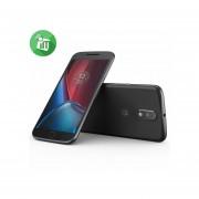 "Celular Motorola Moto G4 Plus DUAL SIM XT1641 32gb 5.5"" 2gb Ram Lector de Huella-Negro"