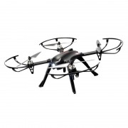 MJX Bugs 3 brushless drón akár 18 perces repülési idő fekete