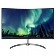 """Монитор Philips 278E8QJAB, 27"""" (68.58 cm), VA LCD , Full HD, 4ms, 20 000 000:1, 250cd/m², DisplayPort, HDMI, VGA"""