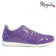 Adidas dama din piele naturala 23414/Violet/Oscar