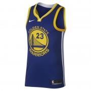 Draymond Green Icon Edition Swingman (Golden State Warriors) Nike NBA Connected Trikot für Herren - Blau