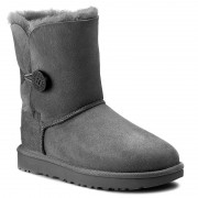 Pantofi UGG - W Bailey Button II 1016226 W/Grey