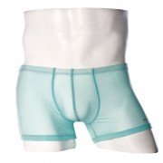 Private Structure Color Peel Trunk Boxer Brief Underwear Angel Blue 99-MU-1798