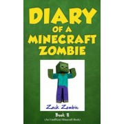 Diary of a Minecraft Zombie Book 8: Back to Scare School, Paperback