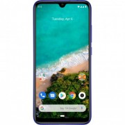 Смартфон Xiaomi Mi A3, Dual SIM, 64GB, 4GB RAM, 4G, Not just Blue