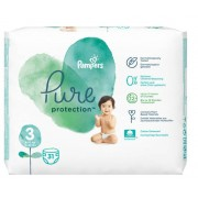 Pampers Pure protection S3 31ks