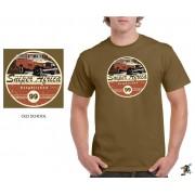 "Sniper Men ""Old school"" T-Shirt (Khaki)"