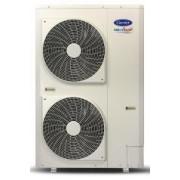 CARRIER CHILLER 30AWH012HD INVERTER AIR TO WATER MONOBLOCCO Pompa di calore raffreddata ad aria (Con modulo idronico) - MONOFASE