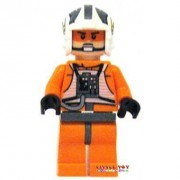 Lego Star Wars Mini Figure - Zev Senesca (Rebel Snowspeeder Pilot)