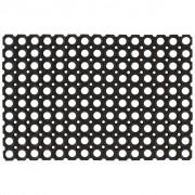 vidaXL 5 бр гумени изтривалки, 23 мм, 40х60 см