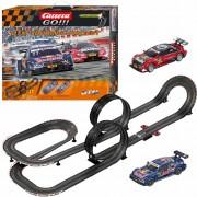 Carrera GO Set med bilbana och bilar DTM Touring Contest 1:43 20062423