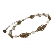 Secrets de cailloux Headband Marceline quartz rose, Secret de cailloux Secrets de cailloux