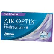 AIR OPTIX Plus HydraGlyde Multifocal 6 Pack Contactlenzen
