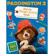Paddington 2: Sticker Activity Book, Paperback