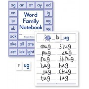 Primary Concepts AA3901 Word Family Notebook (Set of 20)