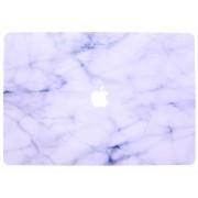 Marmer design hardshell voor de MacBook Pro Retina 15.4 inch Touch Bar