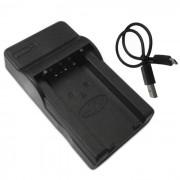 cargador micro USB ismartdigi camara movil de la bateria para crv3 - negro
