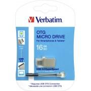 Verbatim USB 3.0 OTG Speicherstick Micro Drive - 16GB