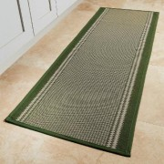 Kitchen Mat Woodland Sage by Coopers of Stortford