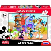 Frank Disney Mickey Mouse - at The Farm Jigsaw Puzzles - 250 Pieces